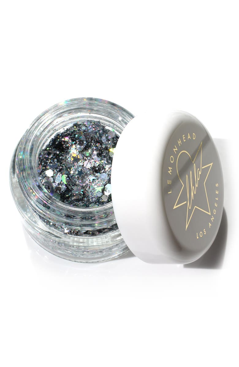 LEMONHEAD.LA Spacejam Ultra Luxe Glitter Balm, Main, color, MIDNIGHT SOCIETY