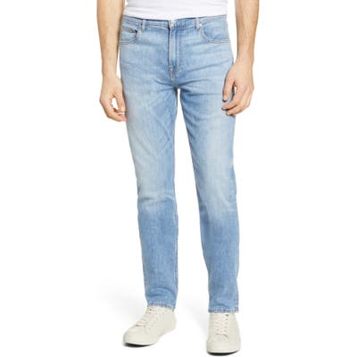 7 For All Mankind Adrien Slim Tapered Leg Jeans Blue