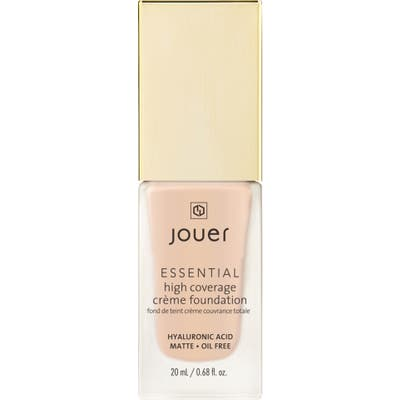 Jouer Essential High Coverage Creme Foundation - Cool Beige