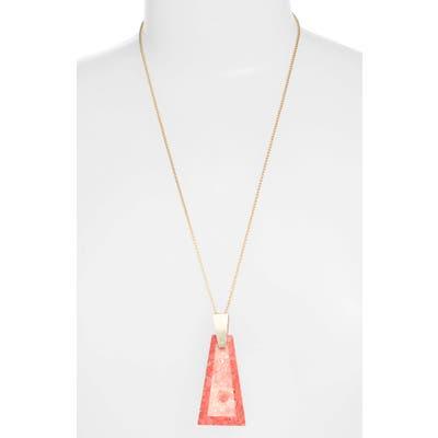 Kendra Scott Collins Long Pendant Necklace