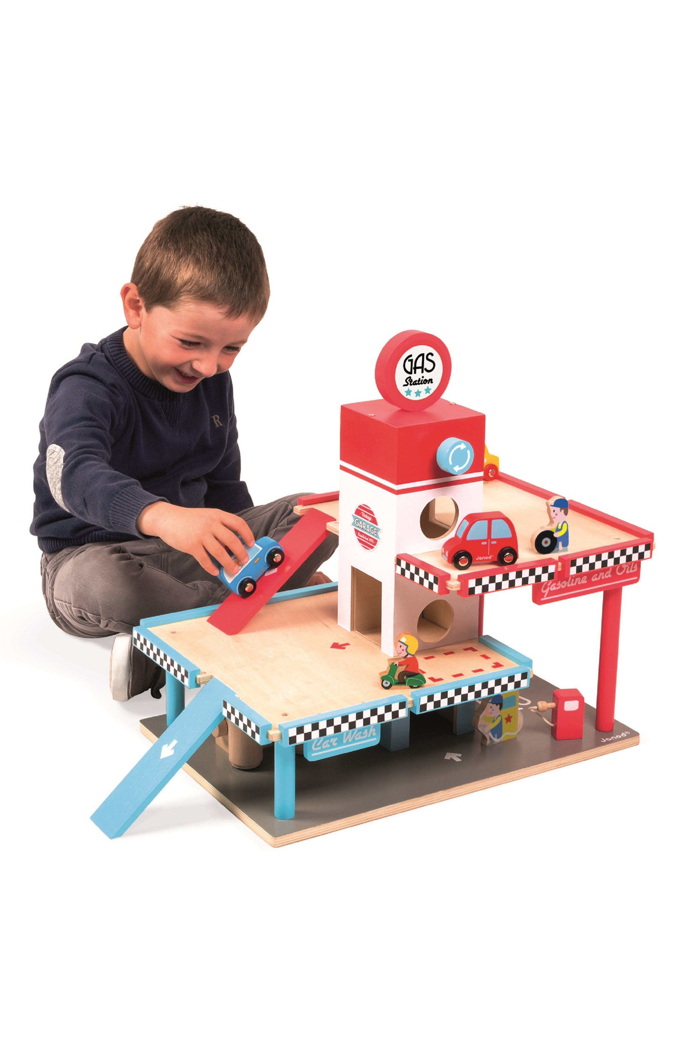 ,                             Gas Station Play Set,                             Alternate thumbnail 2, color,                             600
