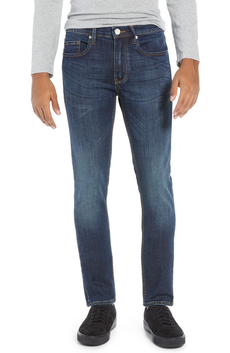 BLANKNYC Wooster Slim Fit Jeans, Main, color, 420