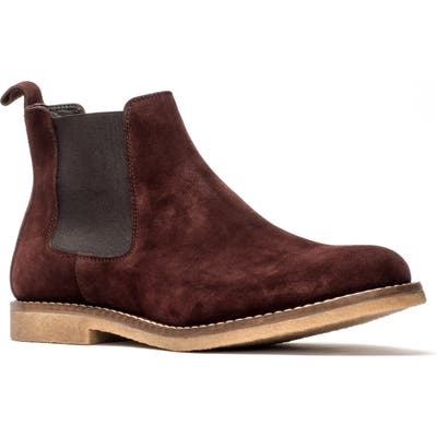 Rodd & Gunn Gertrude Valley Water Repellent Chelsea Boot, Brown