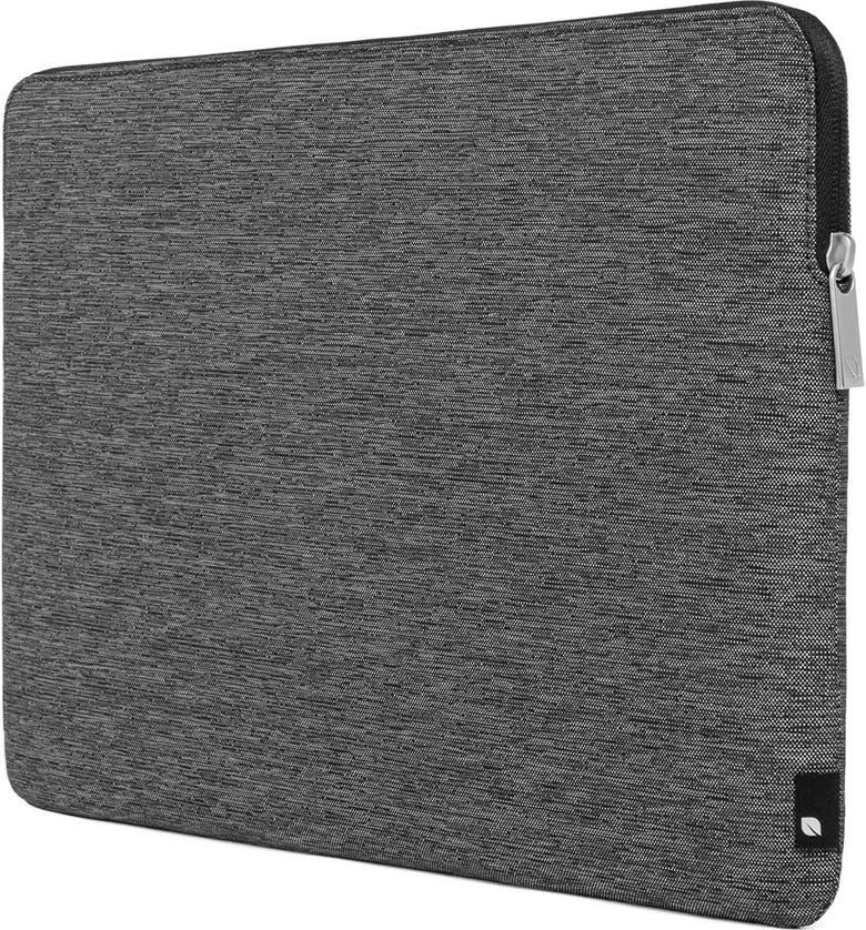 INCASE DESIGNS MacBook Air Sleeve, Main, color, HEATHER  BLACK