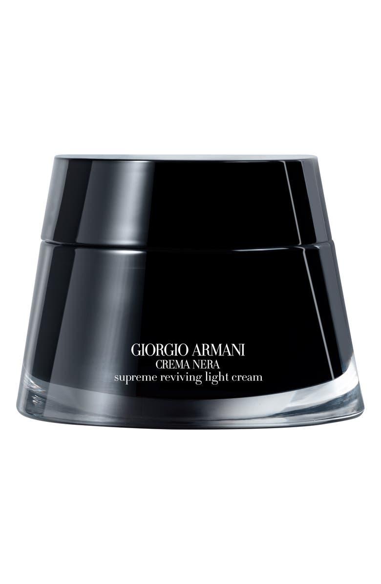 GIORGIO ARMANI Crema Nera Extrema Supreme Light Reviving Cream, Main, color, NO COLOR