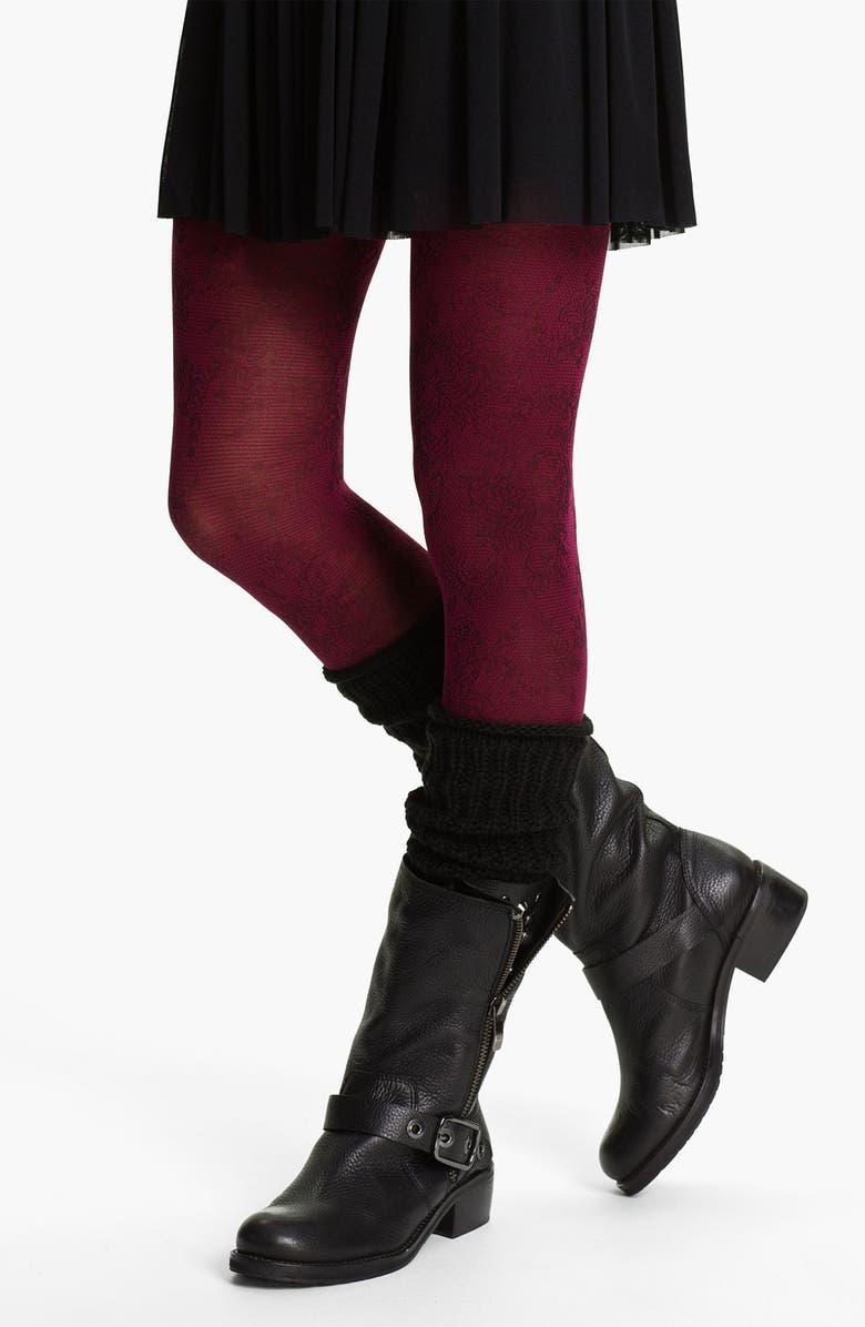 HUE Slouchy Leg Warmers, Main, color, 001