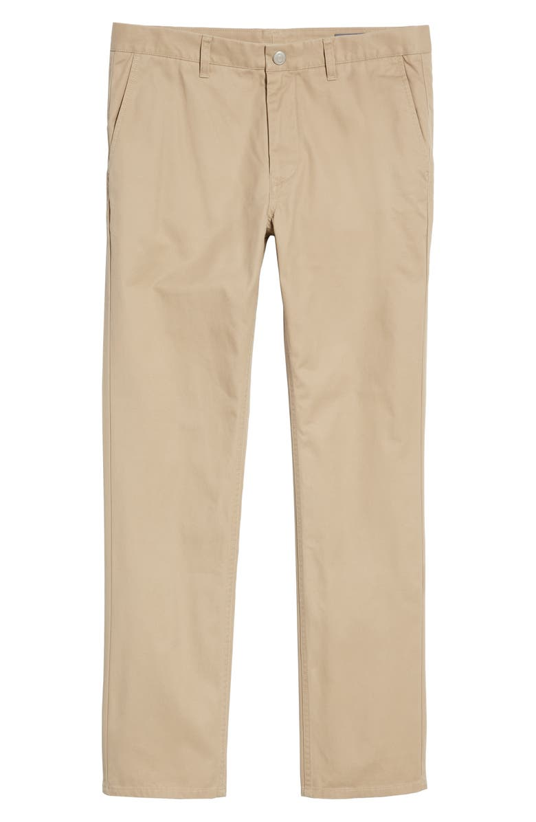 BONOBOS Tailored Fit Washed Chinos, Main, color, 250