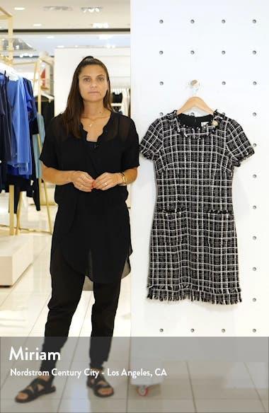Tweed Shift Dress, sales video thumbnail