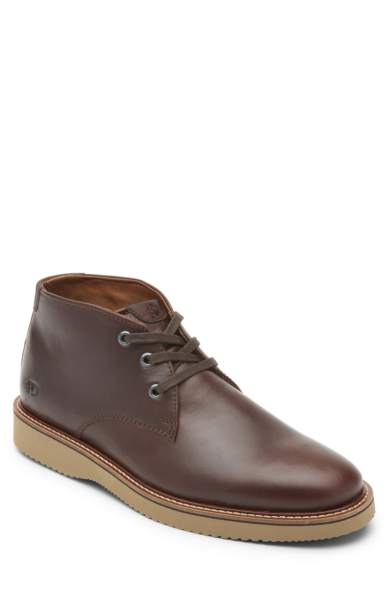 Clyde Leather Chukka Boot