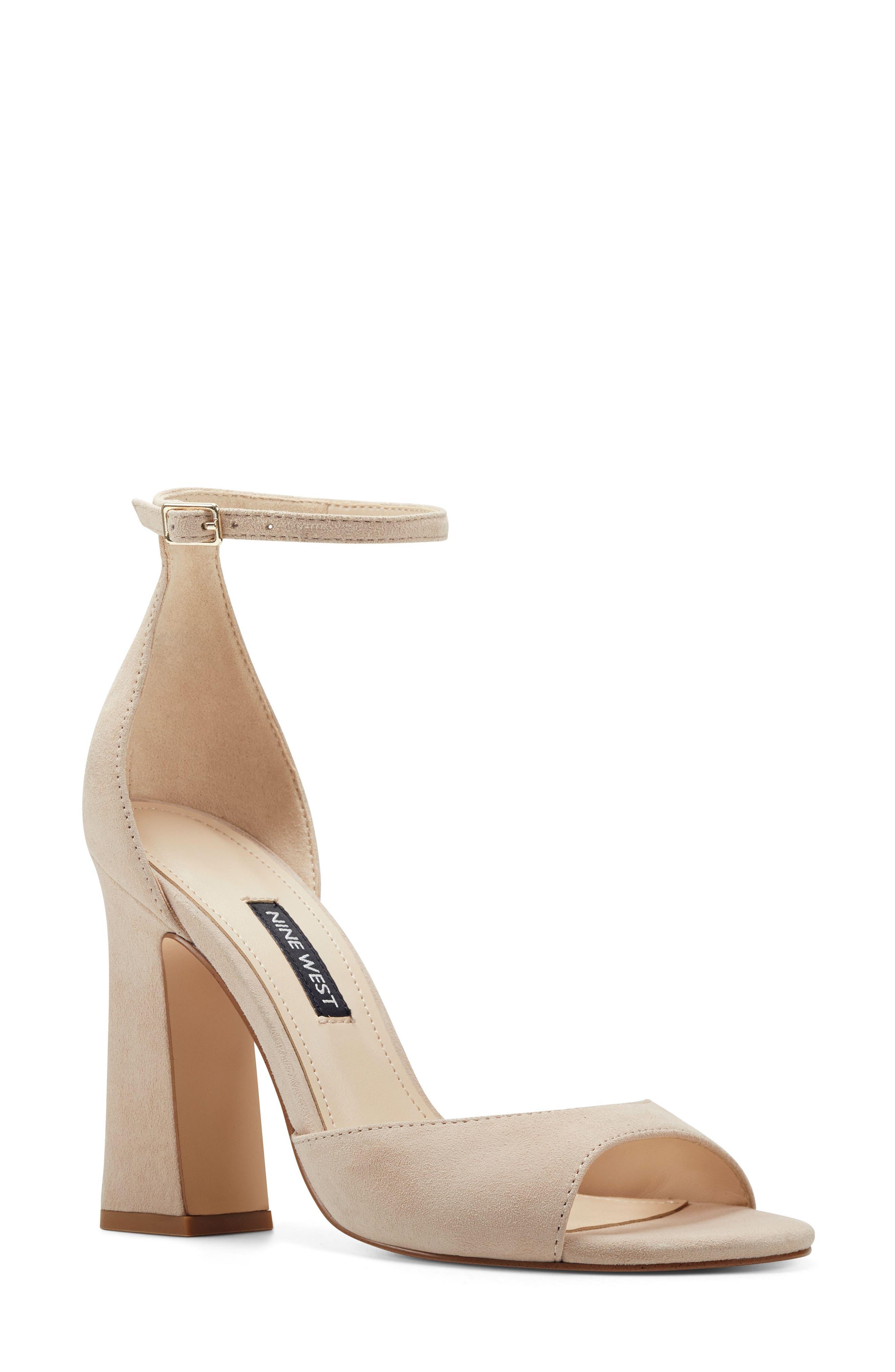 Nine West Gavyn Ankle Strap Sandal (Women)