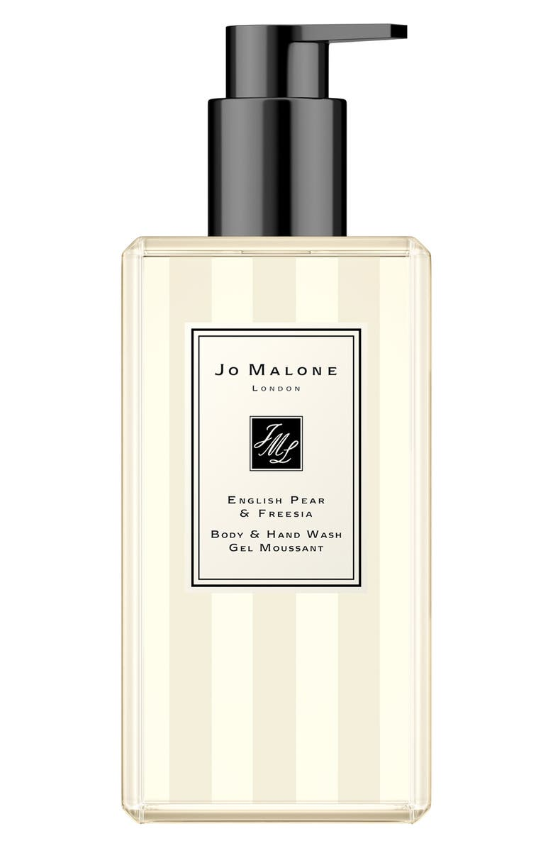 JO MALONE LONDON<SUP>™</SUP> Jumbo Size English Pear & Freesia Body & Hand Wash, Main, color, NO COLOR