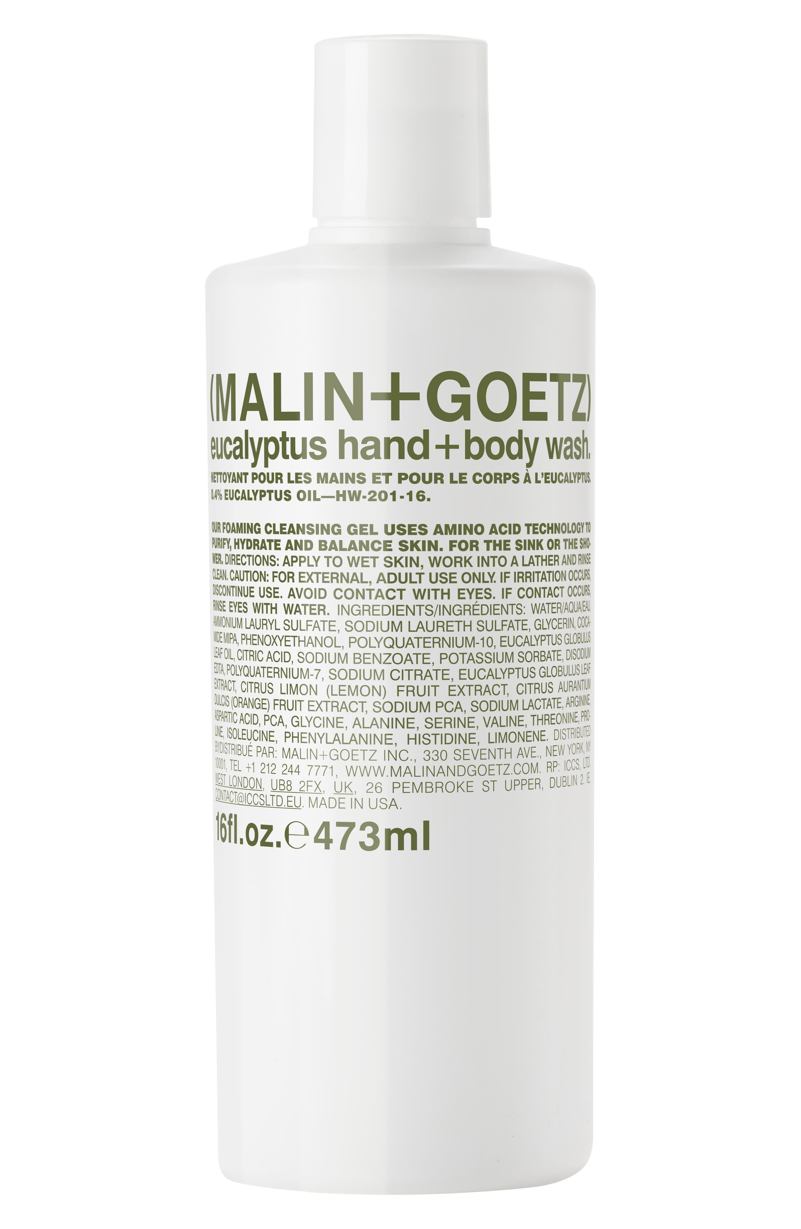 Eucalyptus Hand & Body Wash Refill