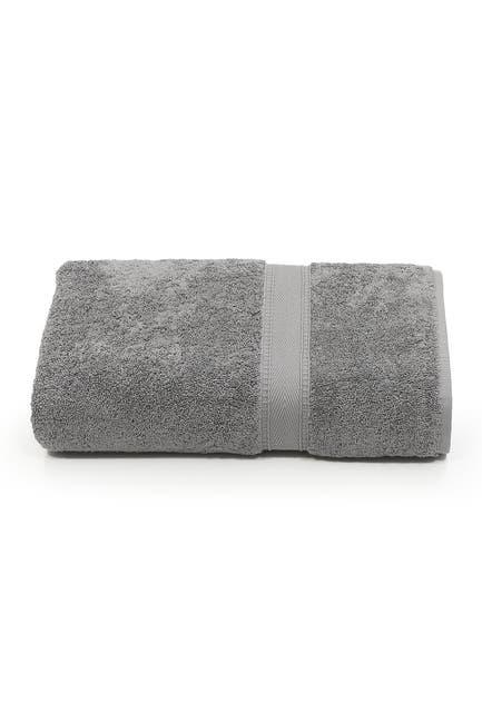 Image of LINUM HOME Sinemis Terry Bath Towel - Dark Grey