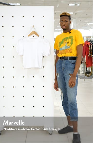 Knot Sleeve Tee, sales video thumbnail