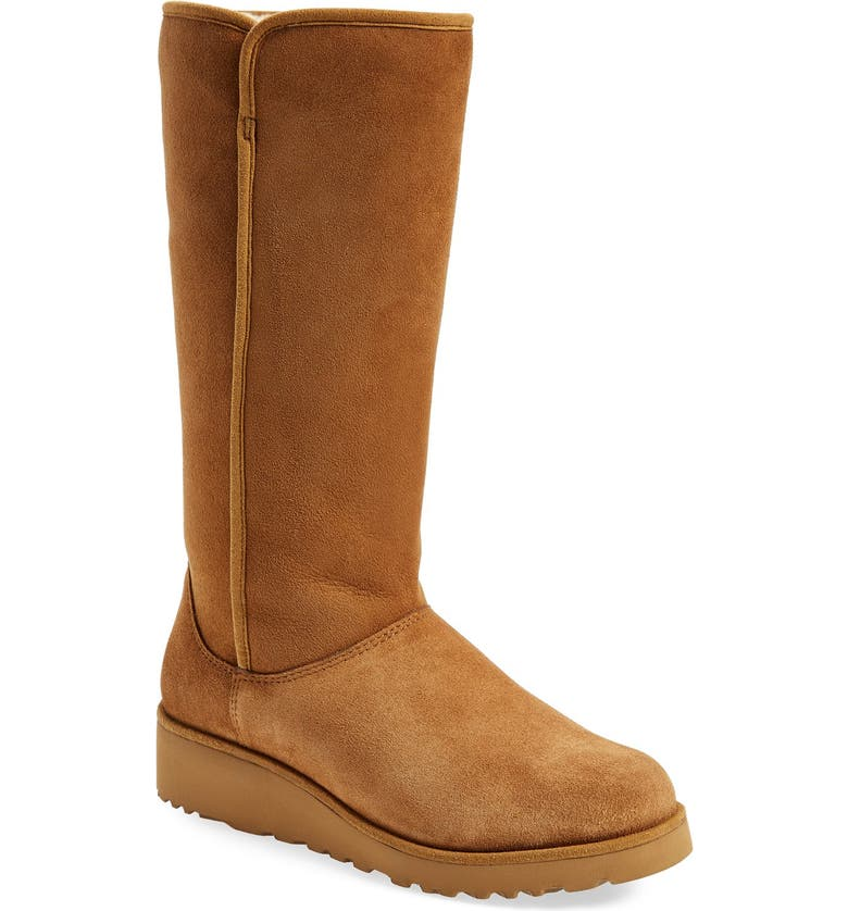 UGG<SUP>®</SUP> Kara - Classic Slim<sup>™</sup> Water Resistant Tall Boot, Main, color, 219