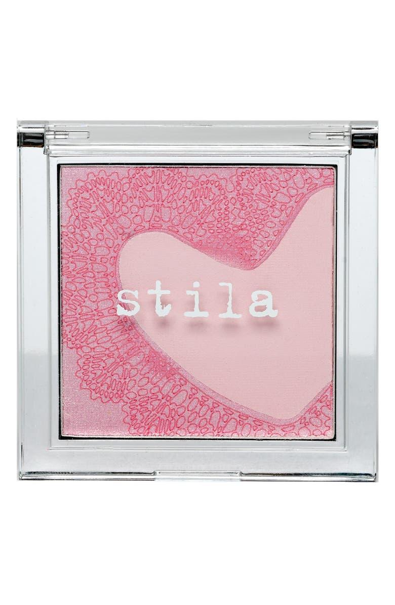 STILA 'Pretty in Pink' Blush, Main, color, 650