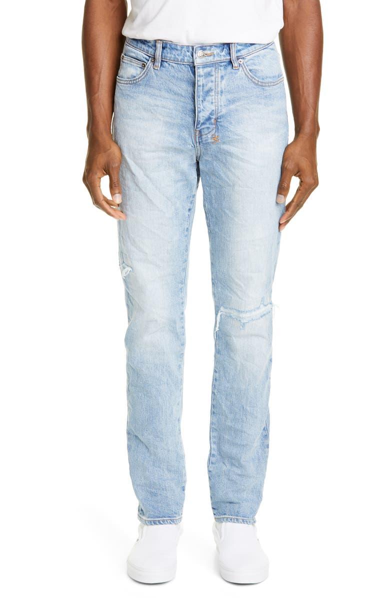 KSUBI Chitch the Streets Jeans, Main, color, DENIM