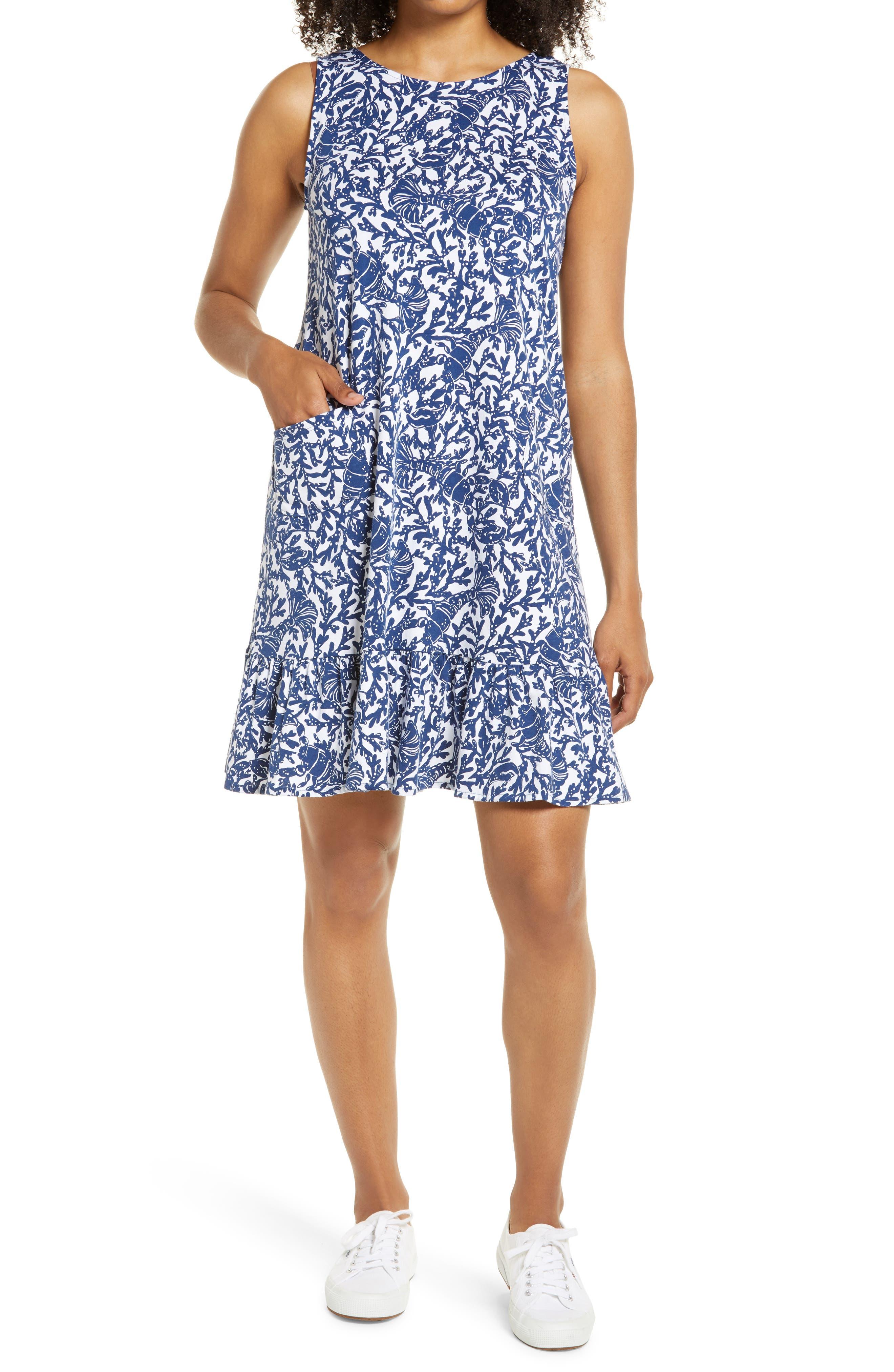Women's Lilly Pulitzer Kristen Flounce Dress