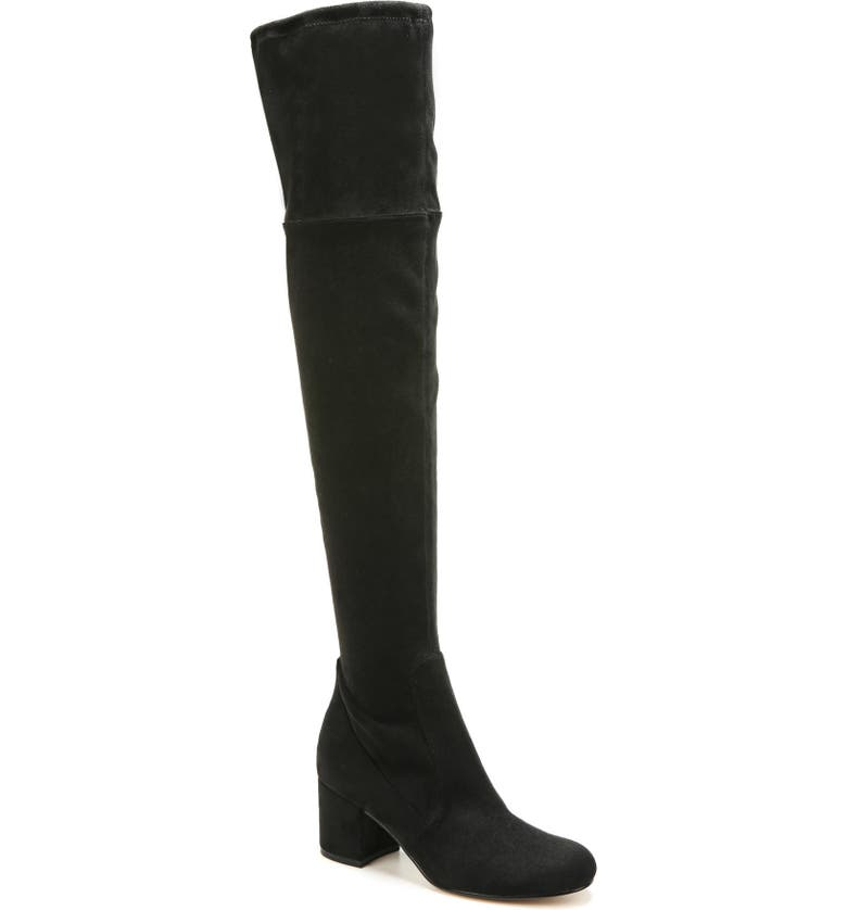 SAM EDELMAN Varona Over the Knee Boot, Main, color, 001