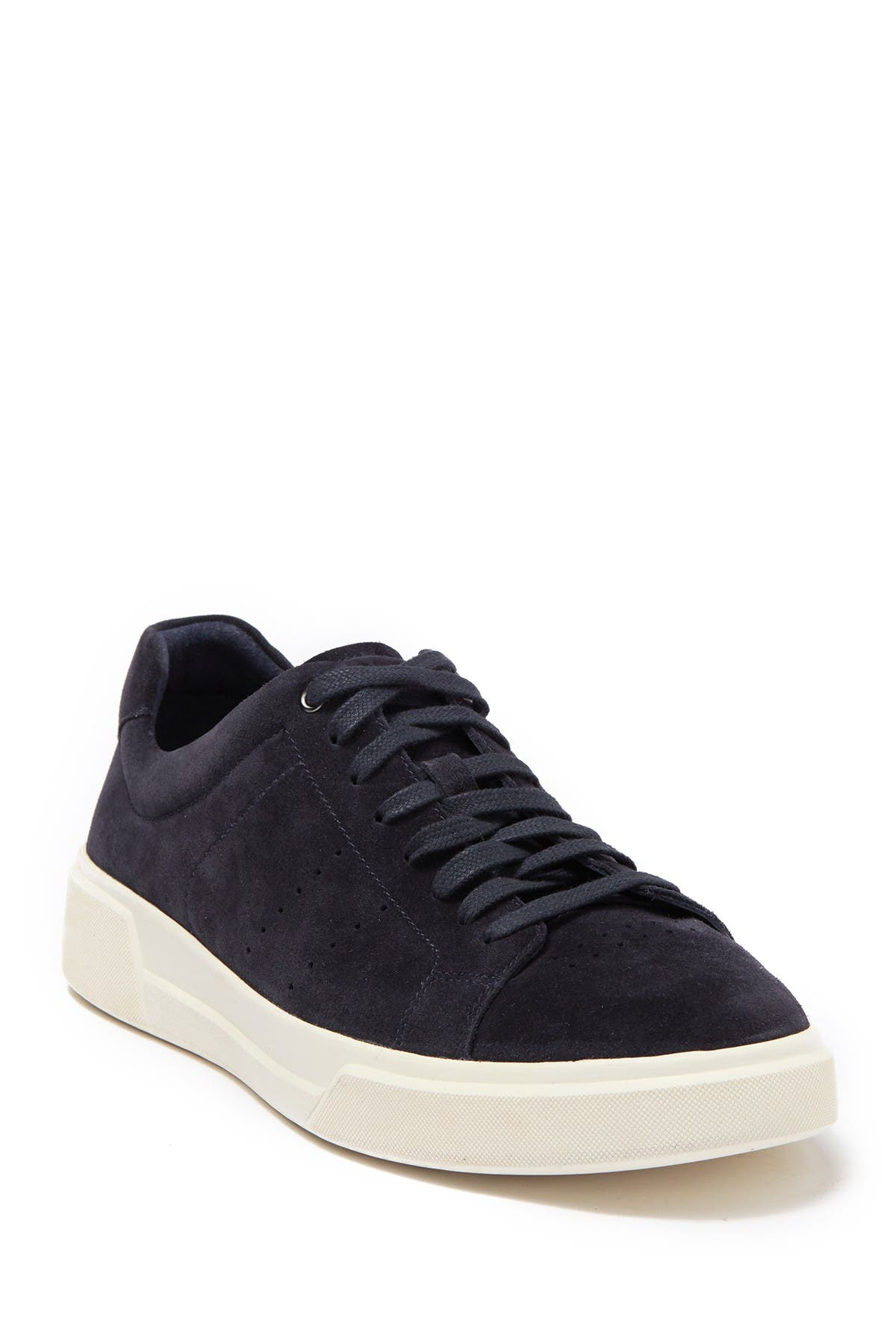 Image of Vince Brady Lace-Up Suede Sneaker