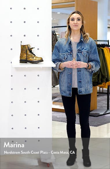 1460 Pascal Lace-Up Boot, sales video thumbnail