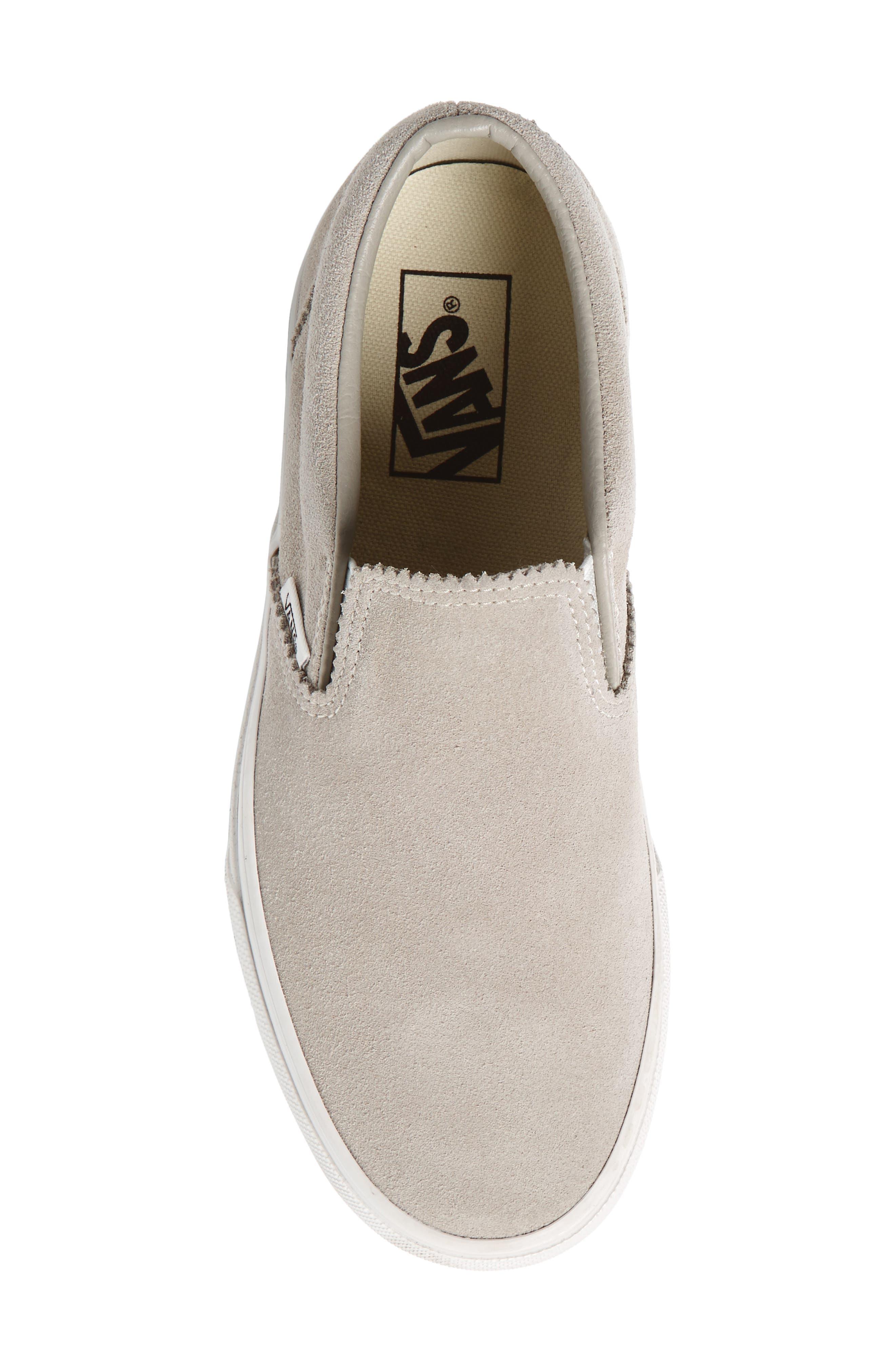 ,                             Classic Slip-On Sneaker,                             Alternate thumbnail 109, color,                             046