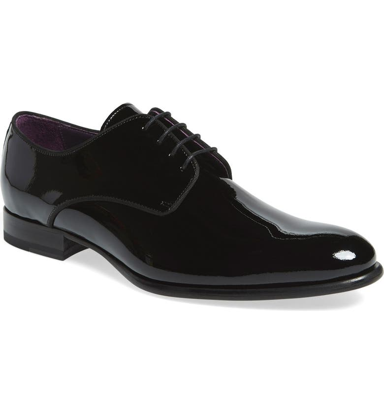 TO BOOT NEW YORK 'Berman' Patent Oxford, Main, color, 001