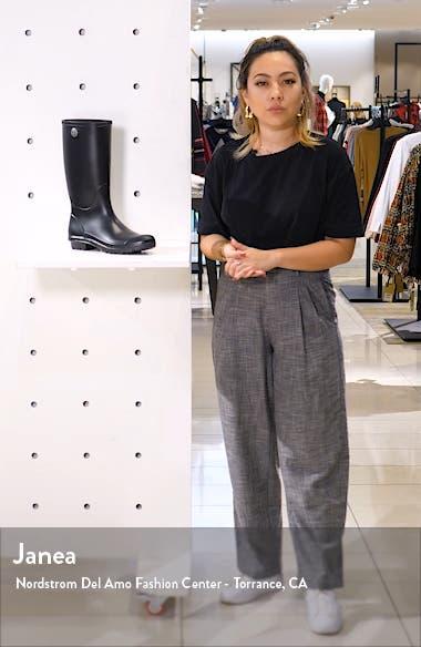 UGG® Shelby Matte Waterproof Rain Boot