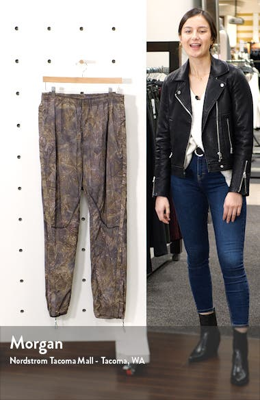 Quantum Technical Nylon Track Pants, sales video thumbnail