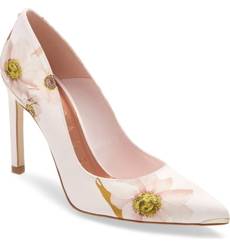 TED BAKER LONDON Melnipic Pump, Main, color, LIGHT PINK