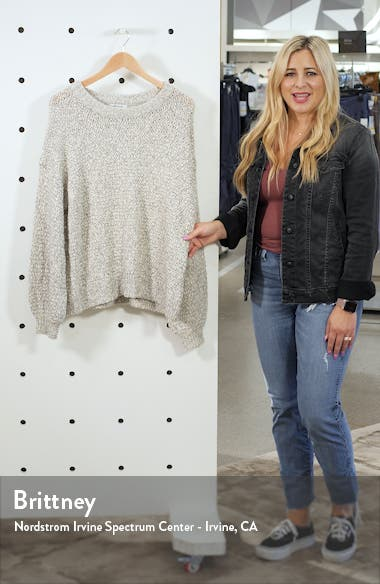 Baez Pullover Sweater, sales video thumbnail