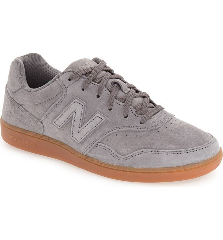 NEW BALANCE 'Suede - Court Series' Sneaker, Main, color, 020