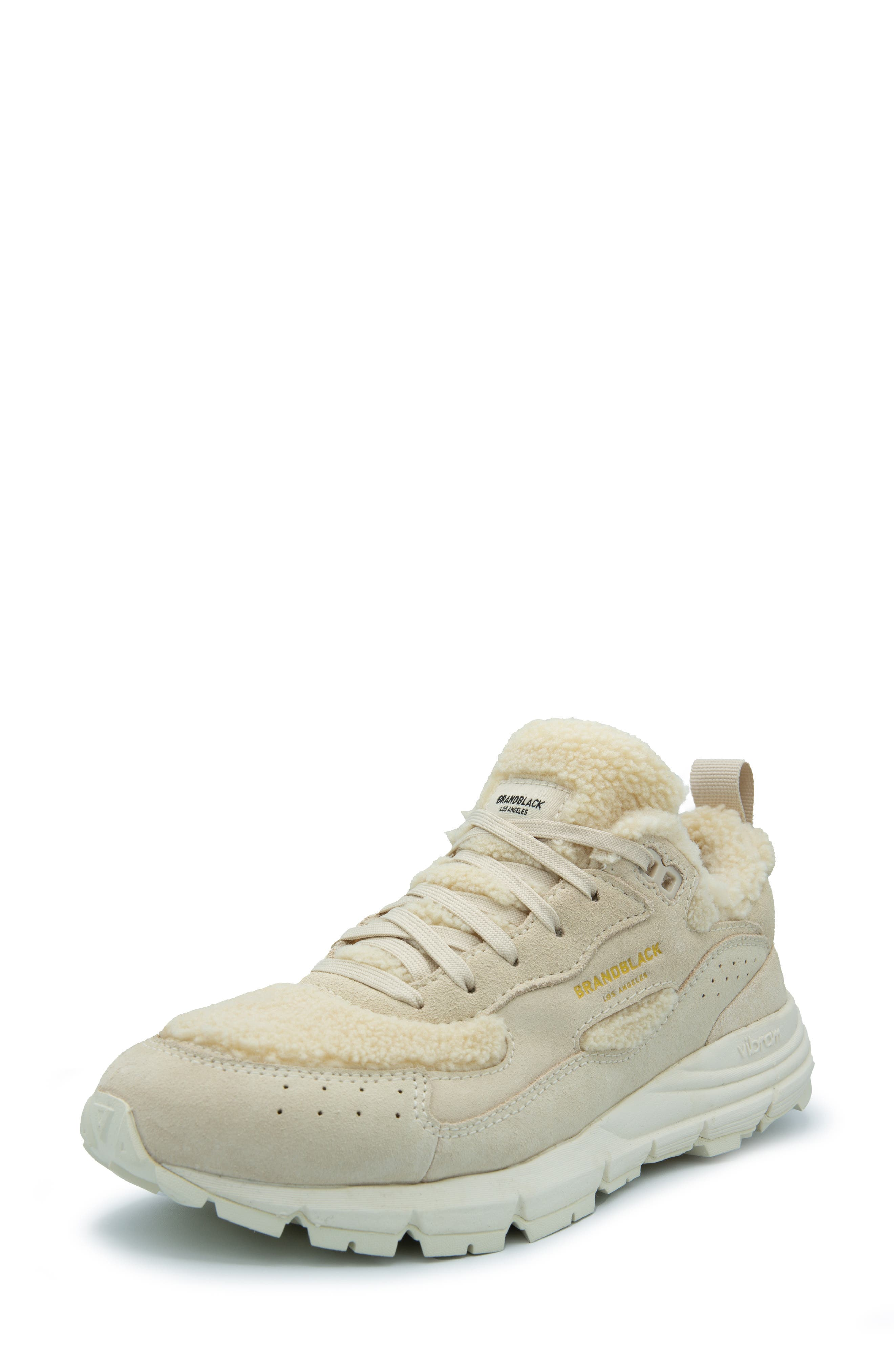 Nomo 2.0 Faux Shearling Sneaker