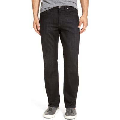 34 Heritage Charisma Relaxed Fit Jeans, Black