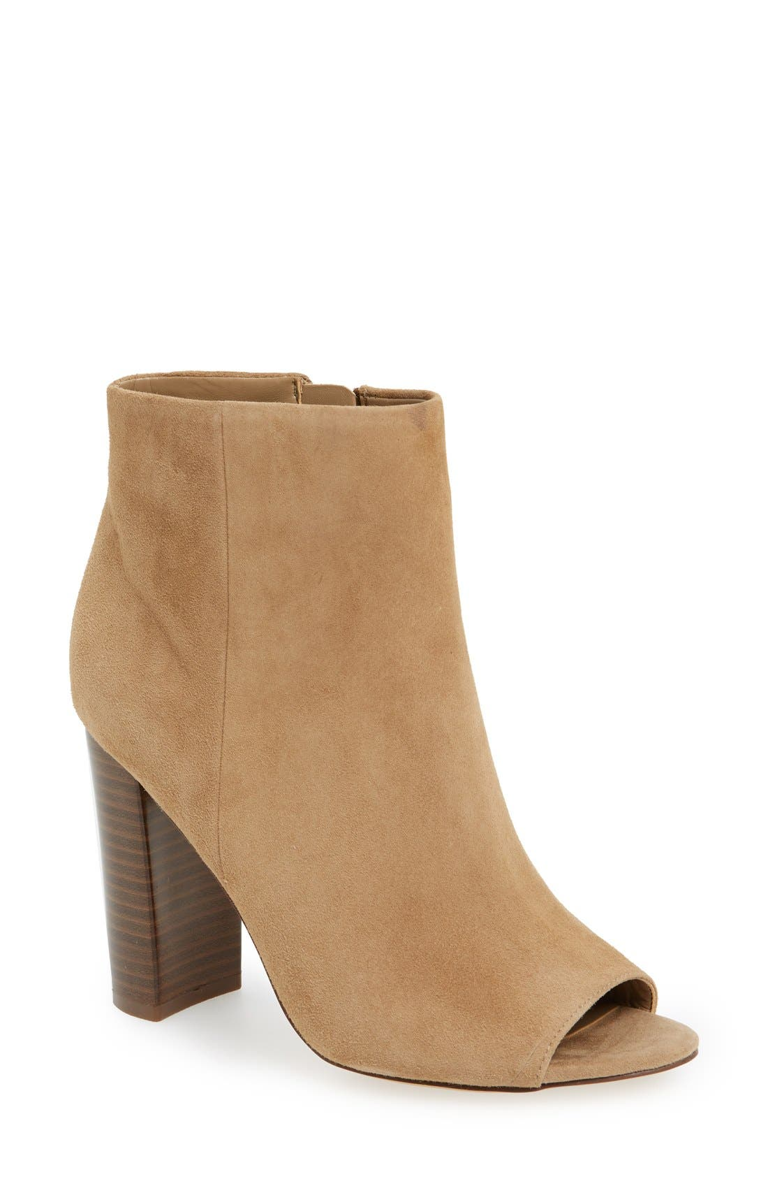 ,                             'Yarin' Open Toe Bootie,                             Main thumbnail 5, color,                             250