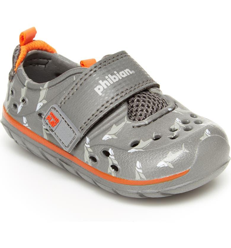 Stride Rite Made2Play Phibian Sneaker Baby Walker