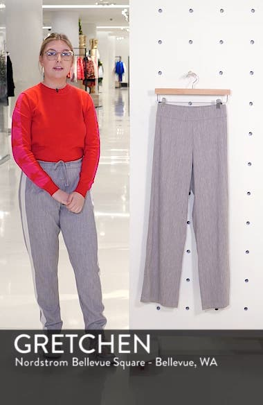 Here or There Linen Blend Pants, sales video thumbnail