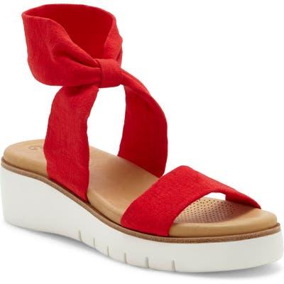 Cc Corso Como Blayke Sandal- Red