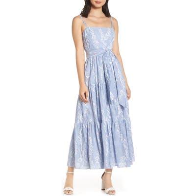 Lilly Pulitzer Aviana Maxi Dress, Blue