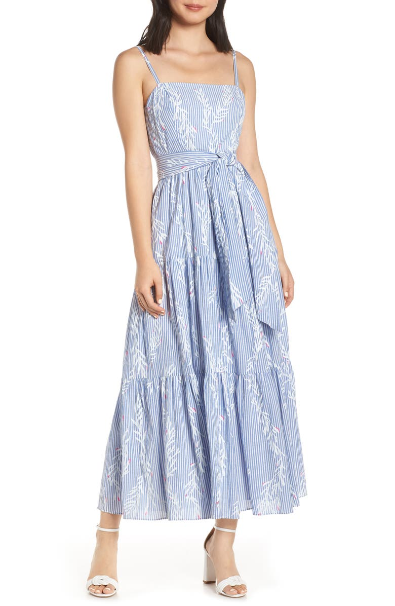 LILLY PULITZER<SUP>®</SUP> Aviana Maxi Dress, Main, color, 411