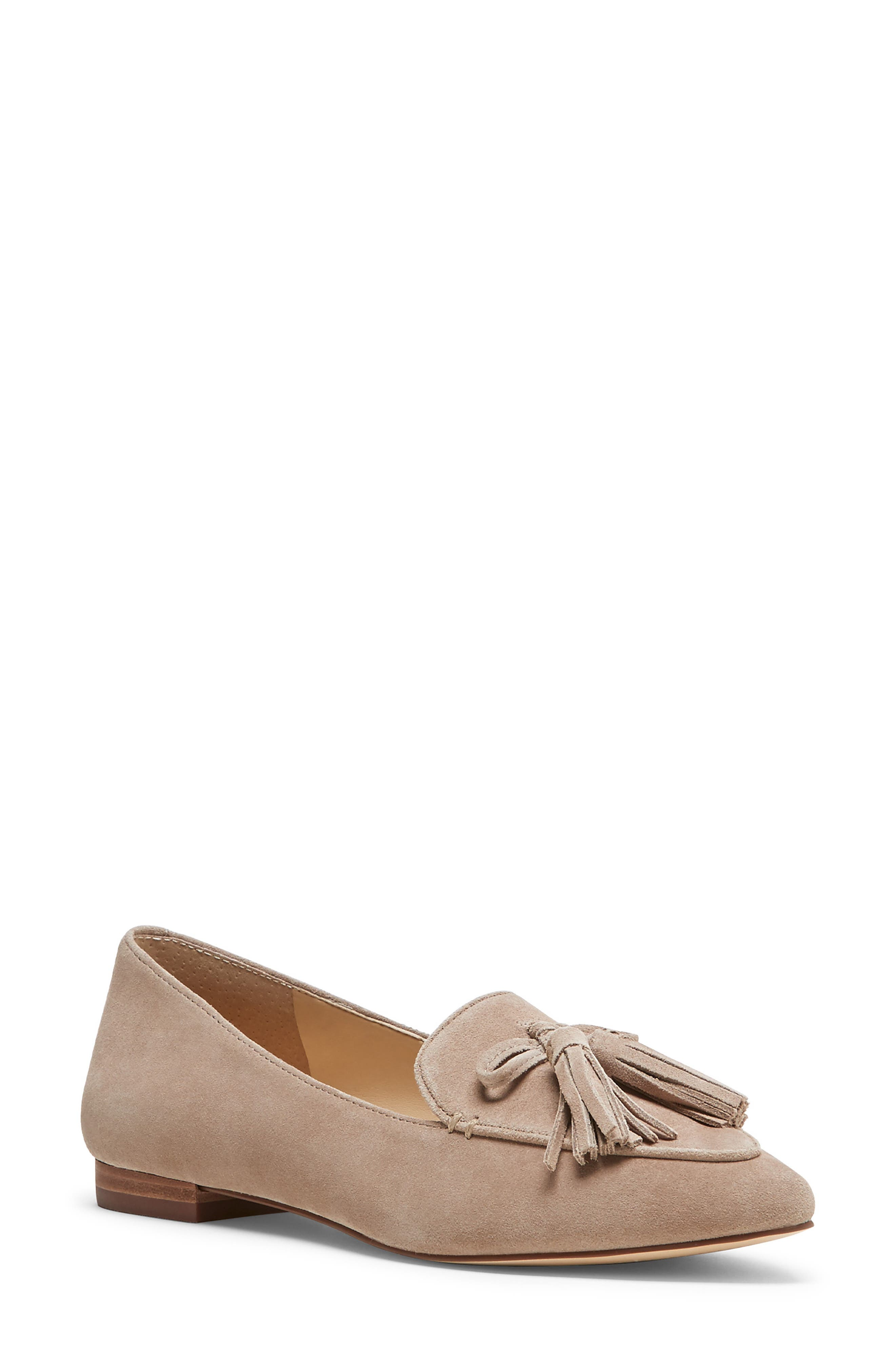 Sole Society Hadlee Loafer, Beige