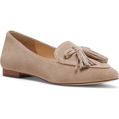 Sole Society Hadlee Loafer- Beige