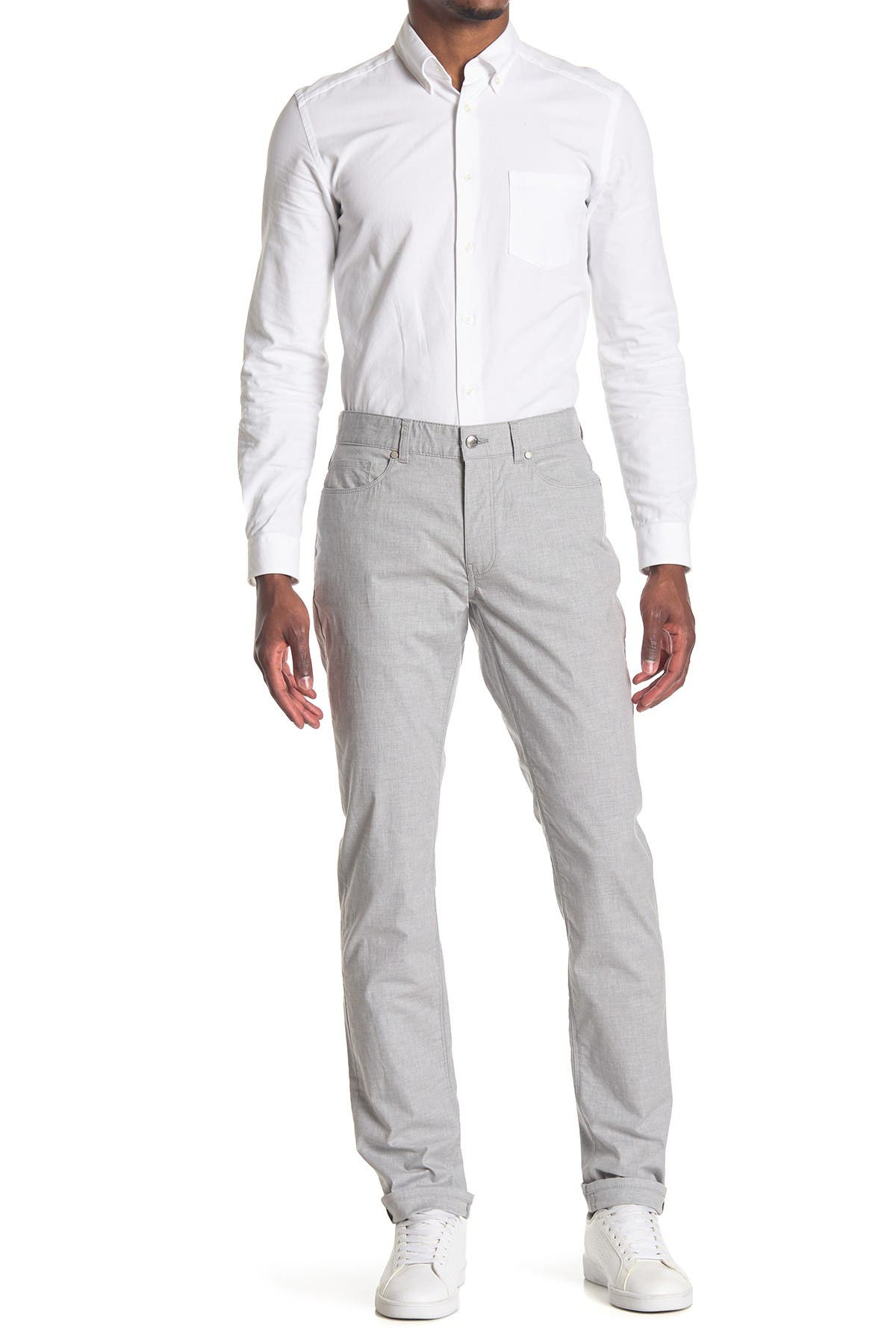 Image of Peter Millar Rue Stretch 5 Pocket Trousers