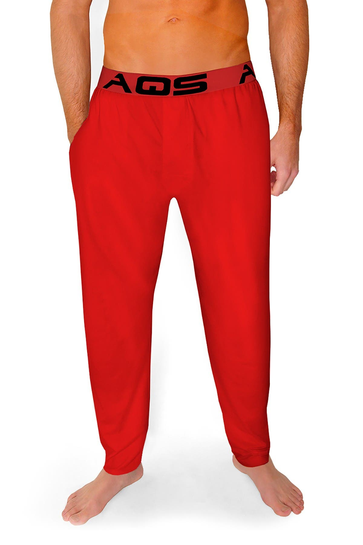 Image of AQS Slim Fit Lounge Pants