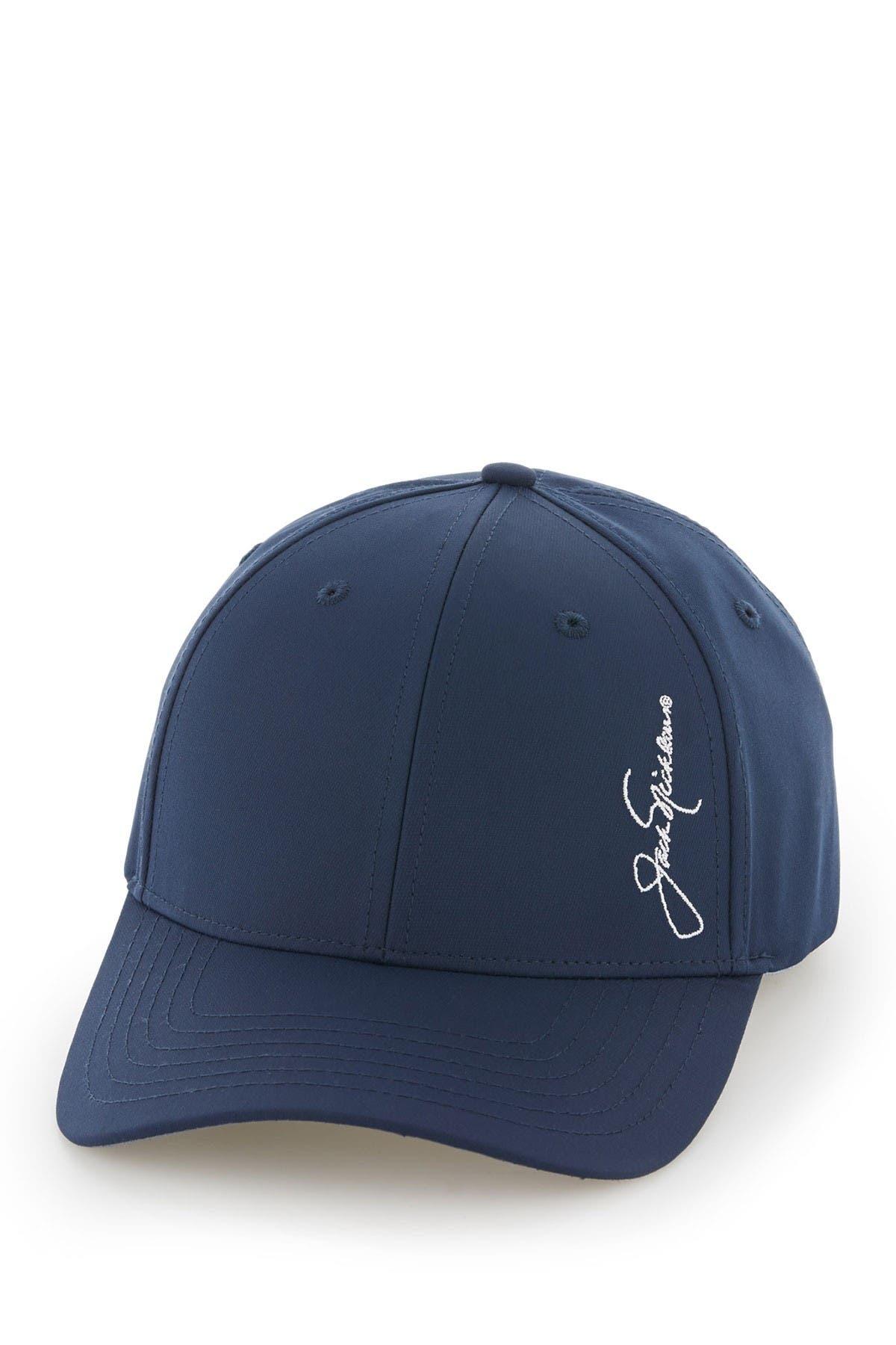 Image of Jack Nicklaus Performance Logo Golf Cap