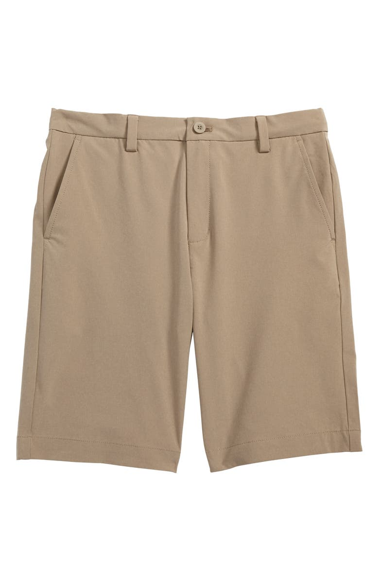 VINEYARD VINES Performance Breaker Shorts, Main, color, KHAKI