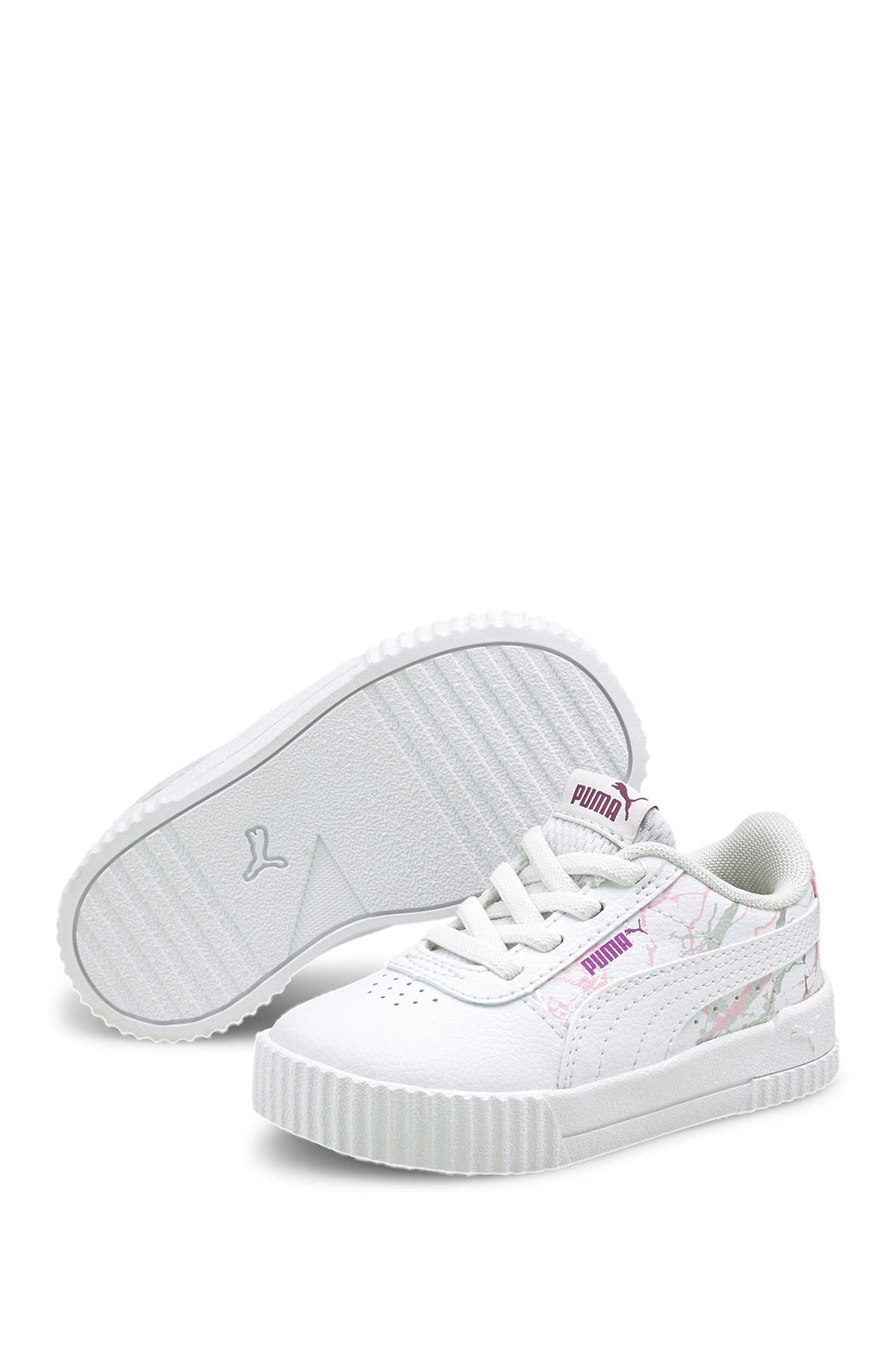 Image of PUMA Carina Marble Glitter Sneaker