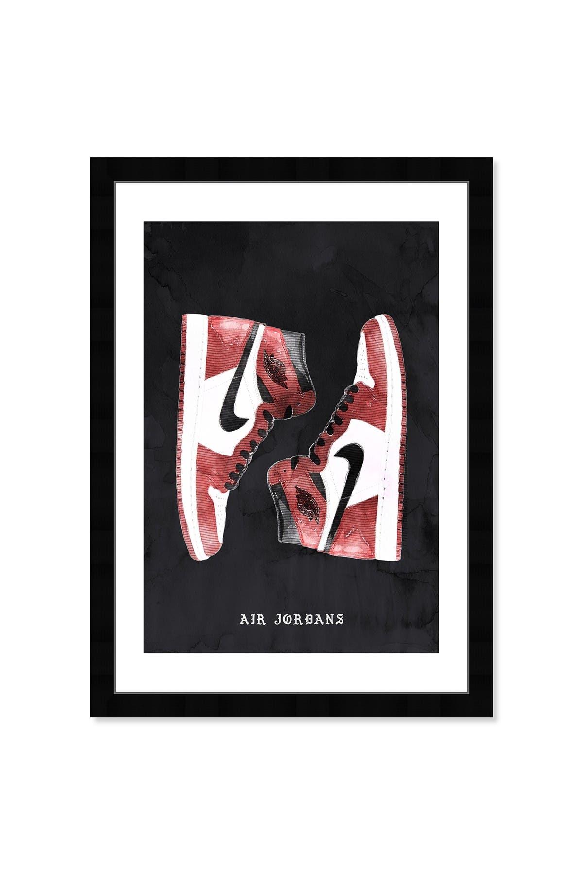 Image of Wynwood Studio Classic Sneakers Framed Art