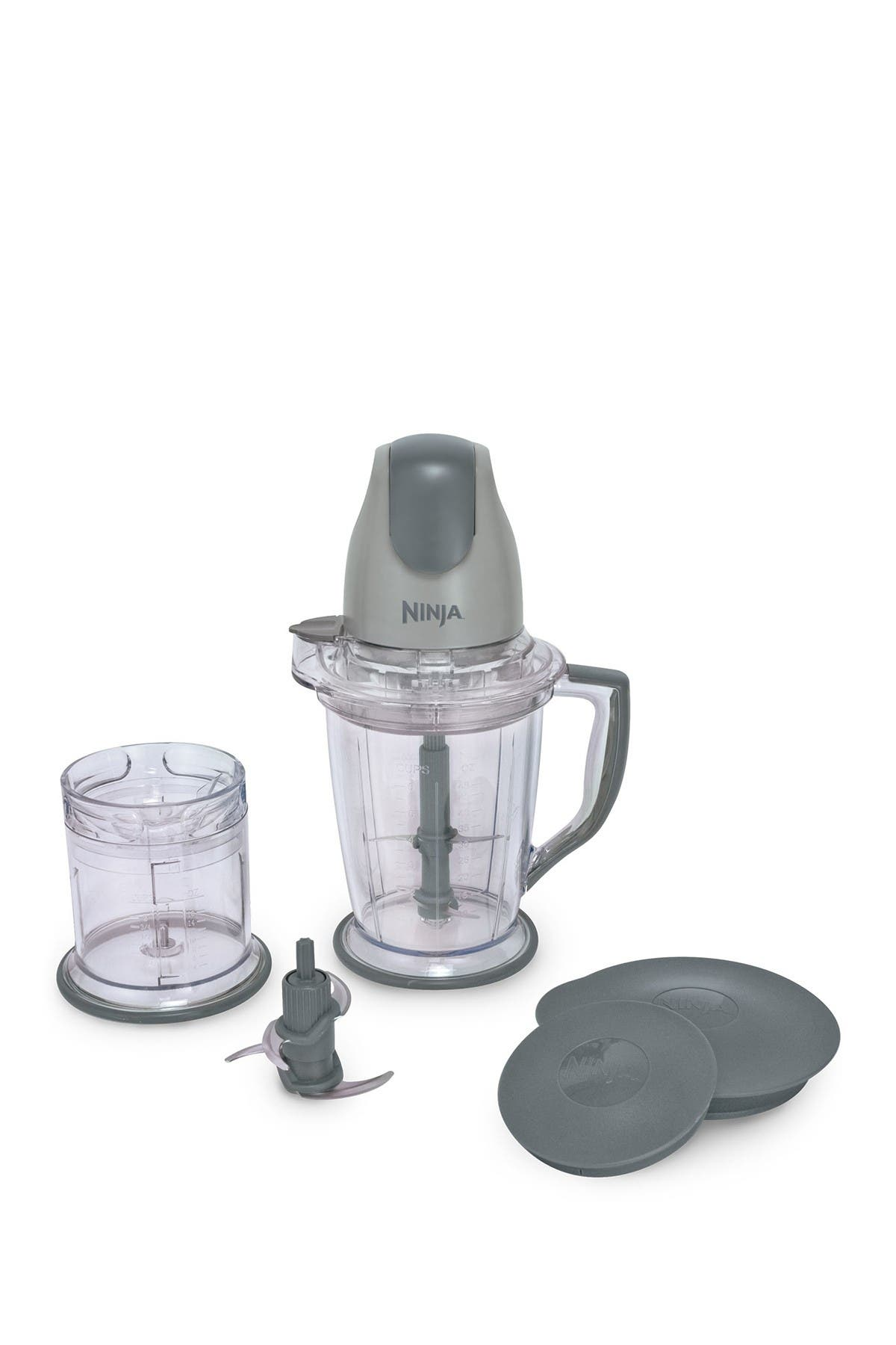Image of Ninja Master Prep Gray Food & Drink Mixer