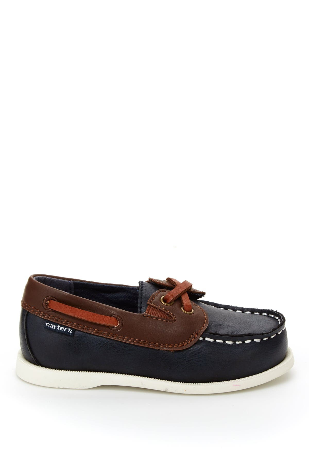 Image of Carter's Bauk Colorblock Moccasin Driver